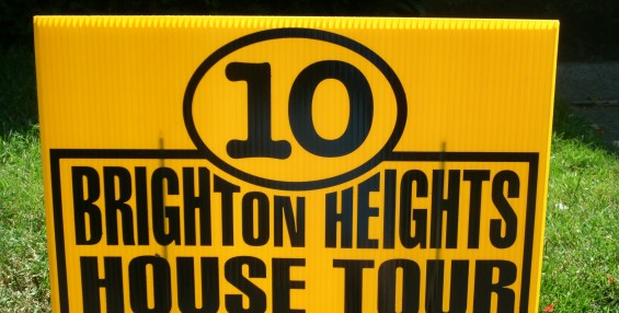 Join Us for the 10th Annual Brighton Heights Chocolate House Tour