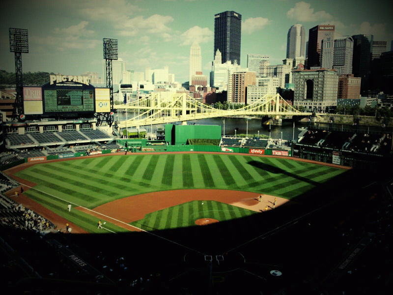 Brighton Heights Citizens Federation: Community Day at PNC Park
