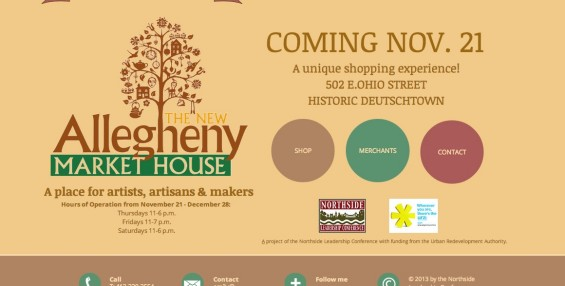New Allegheny Market House