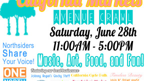 California Markets: Avenue Crawl June 28th