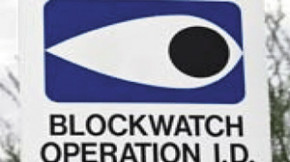 Block Watch Meeting 9/17 @7PM