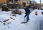 Shovel sidewalks and driveways for those who can't!