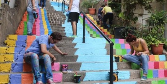 City Steps Project
