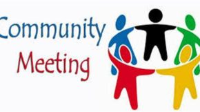 Community Health Strategy Meeting – Wed. Jan 25th