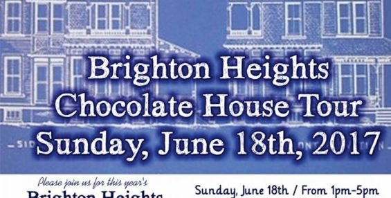 BHCF Chocolate House Tour – Sunday June 18th