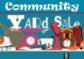 2018 Community Yard Sale