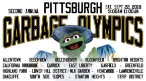 Garbage Olympics NEEDS YOU!