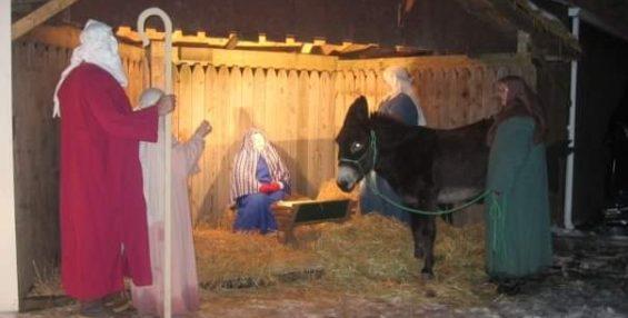Living Advent Calendar! Emmanual Christian Church